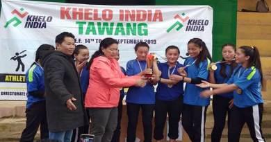 Arunachal: KHELO INDIA games and sports held at Tawang