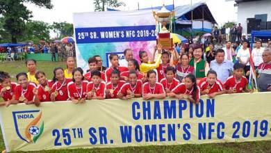 Photo of Arunachal: Manipur clinch 25th Senior Women's National Football Championship