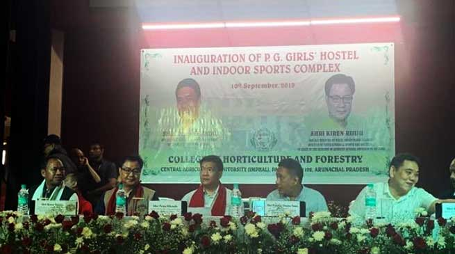Arunachal: Horticulture sector can change the state's economy- Pema Khandu