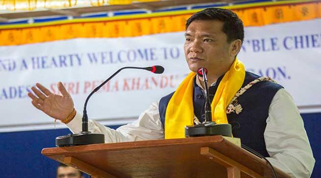Arunachal: Pema Khandu appreciates VKV's role in education field