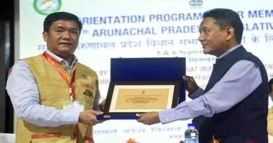 Arunachal CM inaugurates Orientation program on National e-Vidhan Application