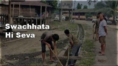 Arunachal: AdiSU conducts Swachhata Hi Seva at Ngorlung