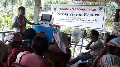 Arunachal: KVK organised Training of Poultry Egg Hatching in incubator for Farmers