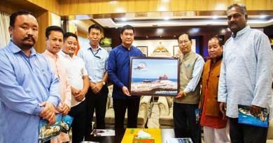 Arunachal: CM appreciated VKV for contribution in education field