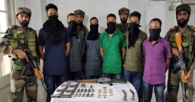 Assam: Army nabs 6 NDFB militants
