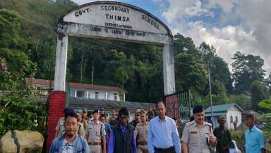 Photo of Arunachal: Khonsa west Bypoll, DGP visits polling stations