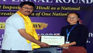Arunachal: RGU wins National Press Day Zonal Debate Competition