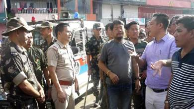 Photo of Arunachal: ACC&I president Tarh Nachung terms allegations baseless
