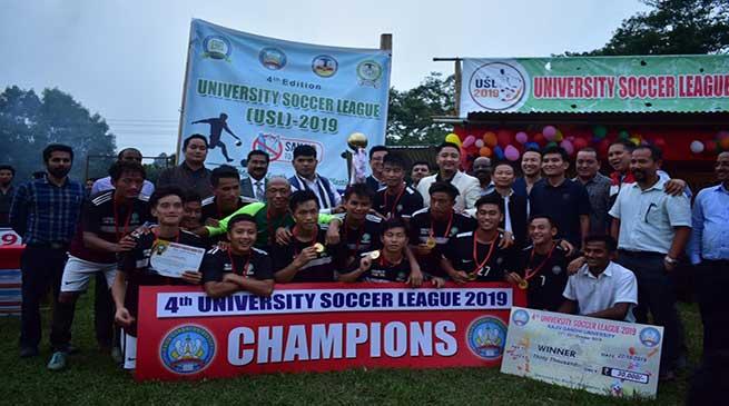 University Soccer league 2019: Defending champions Phy Ed retain USL title
