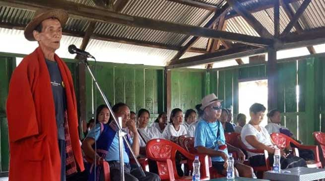 Arunachal: WASE conducts awareness campaign on drug abuse and POCSO Act
