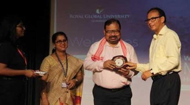 Assam: World Mental Health Day Celebration at RGU
