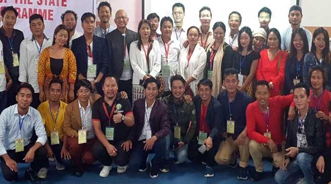 Itanagar: First Artistes coordination meeting held
