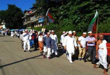 Photo of Arunachal: APCC Celebrated Gandhi Jayanti