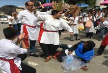 "Photo of Gandhi Jayanti: RGS Stages Nukkad Natak on ""Plastic Hatao"""