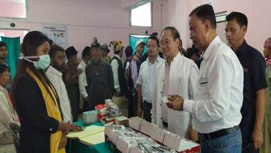 Photo of Arunachal: World Sight Day celebrated at Sagalee