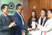 Itanagar:  APSLSA felicitated best performer PLV, panel layer and DLSA