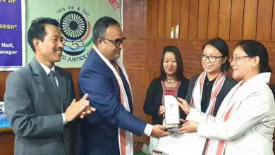 Photo of Itanagar:APSLSA felicitated best performer PLV, panel lawyer and DLSA