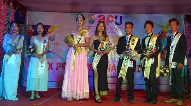 Arunachal, APU's Utsav 2019, Pasighat, Apex Profession University,