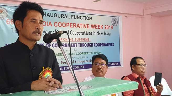 Arunachal:66th All India Cooperative week celebration begins