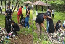 Arunachal: ANYA conducts Swachhata Abhiyan at Ganga Lake