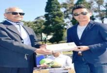 Photo of Meghalaya:Bhaichung Bhutia Joins the Air Warriors at Shillong