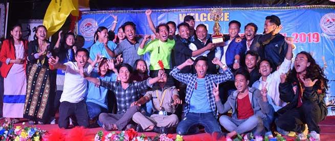 Itanagar: DNGC concludes college day celebration