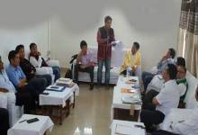 Photo of Arunachal: Fact Finding committee of AITF visits Namsai