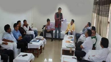 Photo of Arunachal: Fact Finding committee of AITF visits Namsai