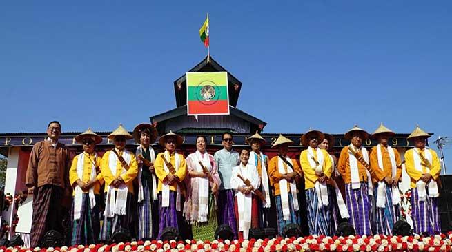 Arunachal: TAI new year festival 'Poi Pee Mau Tai 2114' begins