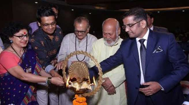 Assam: 35 Inter UNIFEST  2019-20  inaugurated at Royal Global University