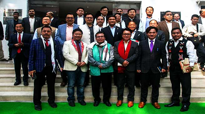 Amit Shah holds meet with stakeholders of Arunachal on CAB