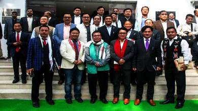 Photo of Amit Shah holds meet with stakeholders of Arunachal on CAB