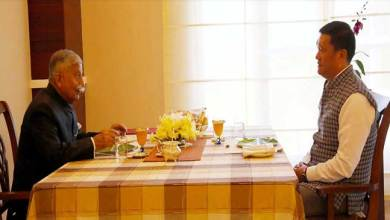 Photo of Arunachal Governor, CM discussed developmental issues of the State