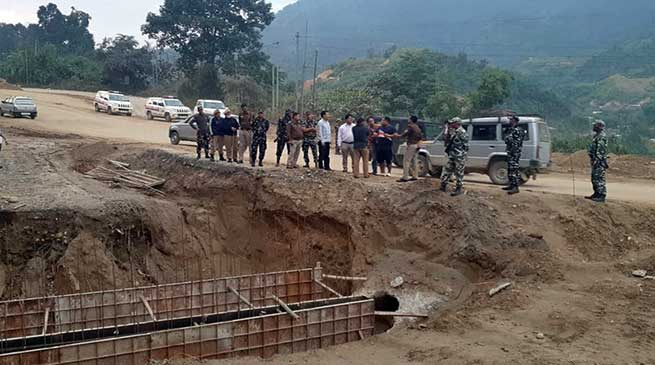 Do not create hindrances in construction of Itanagar-Naharlagun road-Capital Admin