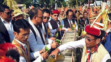 Photo of Arunachal: Chalo Loku celebrated at Deomali