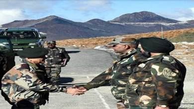 Photo of Sikkim: Eastern Army Commander Visited Trishakti Corps
