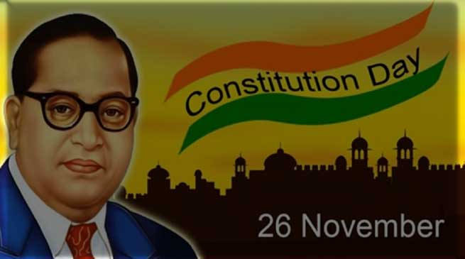 Arunachal: Guv, CM extend Constitution Day greetings