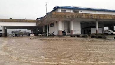 Photo of Arunachal: ISBT gets its rain's blessing again