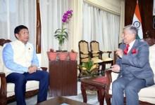 Arunachal: Chief Minister Pema Khandu calls on the Governor