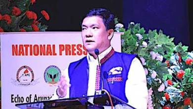 Photo of National Press Day observed at Namsai, Arunachal Pradesh
