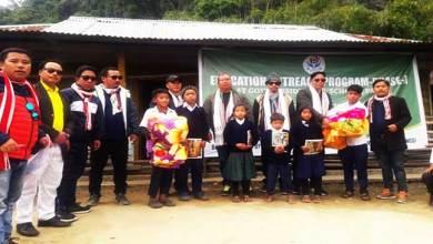 Photo of Arunachal: EKSWCO visited remote schools of East Kameng