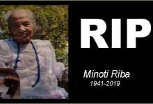 Arunachal: Pema Khandu condoles demise of Mrs Minoti Riba