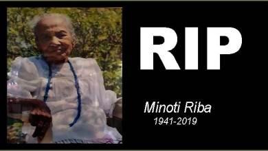 Photo of Arunachal: Pema Khandu condoles demise of Mrs Minoti Riba