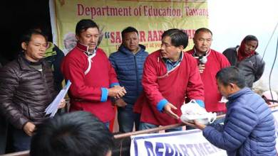 Tawang: Sarkar Apke Dwar camp held at Ble-teng village