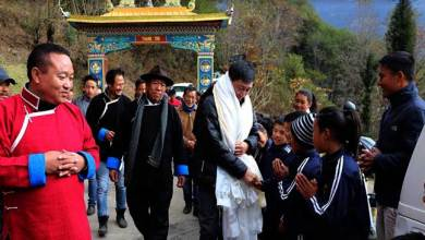 Photo of Tawang: Sarkar Apke Dwar cheld at Khartoth Village
