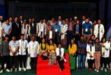 Photo of Itanagar: Arogya Mela at IG Park concludes