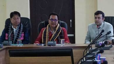 Photo of Arunachal: Chowna Mein reviews preparations of Parshuram Kund Mela