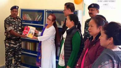 Photo of CRPF provides 150 books to C Sector, Secondary School