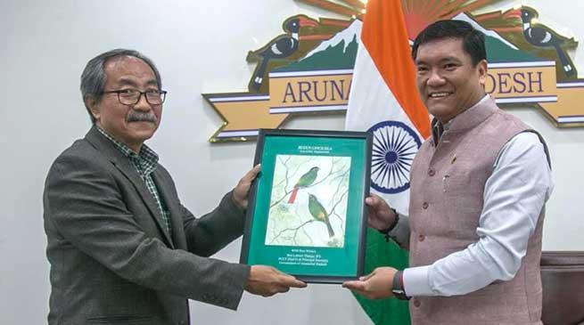 Arunachal: Khandu expressed concern over decreasing of wetlands in the state
