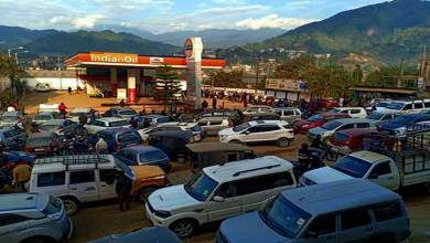 Photo of Arunachal: Fuel crisis continue across state